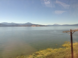 This body of water is in Oregon.