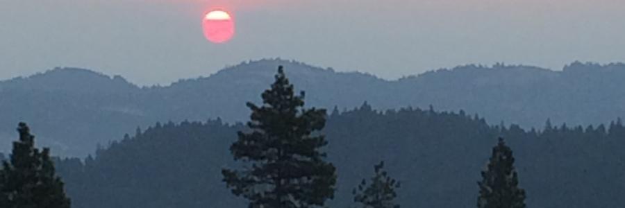 This was taken near South Lake Tahoe, CA.